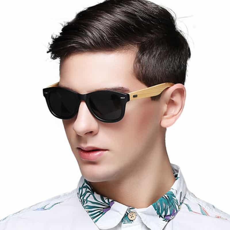 b33e29cc0 2016 New Bamboo Polarized Sunglasses Men Wooden Sun glasses Women ...